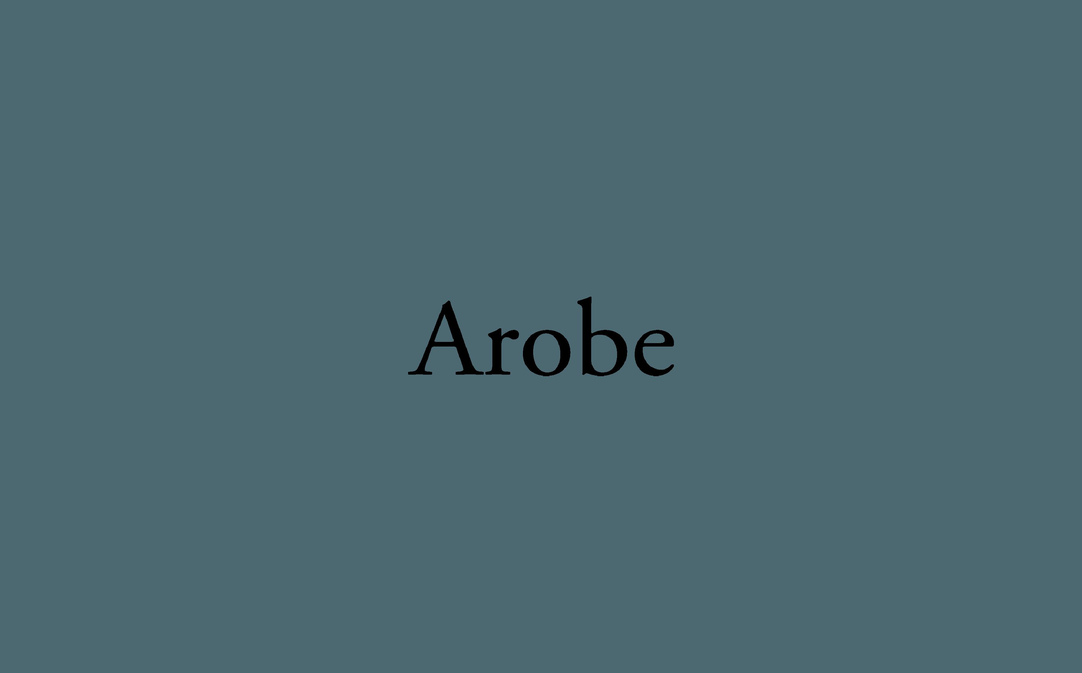 Arobe