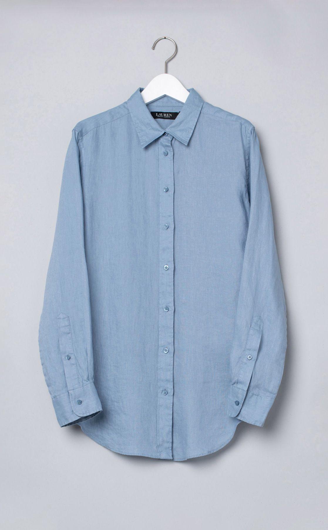 コットンリラックスシャツ